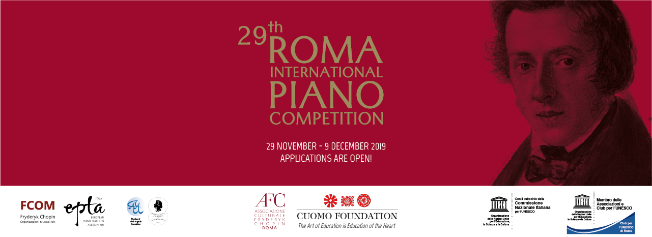 """Roma"" International Piano Competition"