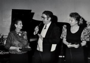 """Concorso Pianistico Nazionale """"Roma"""" 1989"""