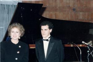 """II Concorso Pianistico Internazionale """"Roma"""" 1991"""
