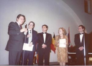 """III Concorso Pianistico Internazionale """"Roma"""" 1992"""