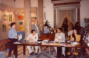 """IV Concorso Pianistico Internazionale """"Roma"""" 1993"""